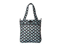 Ju Ju Be Onyx Collection Be Light Tote Bag Black Diamond Tote Handbags
