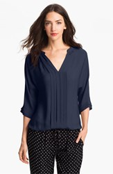 Women's Joie 'Marru' Semi Sheer Silk Blouse
