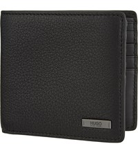 Hugo Boss Element Leather Wallet Black