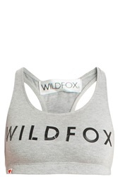 Wildfox Couture Classic Crop Top