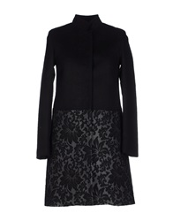 Hanita Coats Black