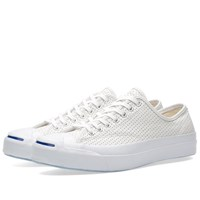 Converse Jack Purcell Signature Ox Perforated White