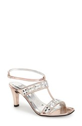Women's Love And Liberty 'Blanca' Ankle Strap Sandal 3' Heel