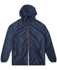 Rip Curl Men's Talamak Hooded Jacket Navy