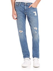 Frame Denim L'homme Straight Leg Jeans Brooks