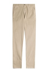 7 For All Mankind Seven For All Mankind Cotton Chinos Beige