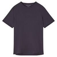 Jigsaw Fine Cotton Stretch T Shirt Navy