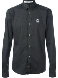 Mcq By Alexander Mcqueen 'Harness' Shirt Black