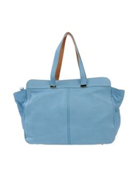 Paul And Joe Handbags Sky Blue