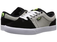 Osiris Decay Grey Black Men's Skate Shoes Gray