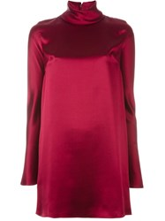 Camilla And Marc 'Goldsmith' Dress Red