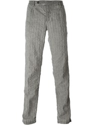 Massimo Alba Chino Trousers Grey