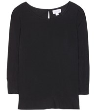 Velvet Mira Blouse Black