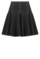 Plein Sud Jeanius Mini Skirt Black