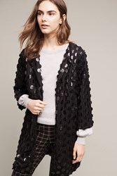 Anthropologie Lauria Coat Black