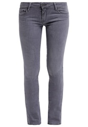 Teddy Smith Slim Fit Jeans Grey