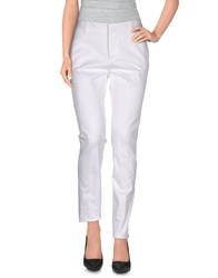 Dsquared2 Trousers Casual Trousers Women White