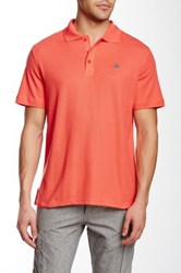 English Laundry Pique Polo Red