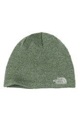The North Face Men's 'Jim' Beanie Green Duck Green Heather