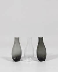 Tela Carafe Silo Studio Glass Hay Denmark Clear Smoke Shop Design And Craft Gifts Makersandbrothers Makers And Brothers