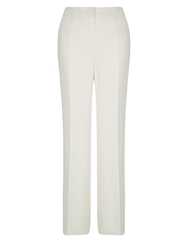 Kaliko Crepe Wide Leg Trouser Neutral