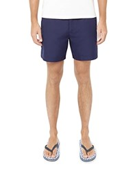 Ted Baker Corsho Relaxed Fit Chino Shorts Dark Blue