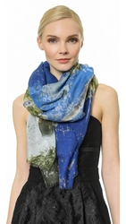 Yigal Azrouel Drive In The Sun Scarf Sailor Multi