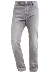 Earnest Sewn Dean Slim Fit Jeans Metropolitan Grey Denim