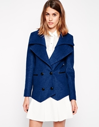 Darling Coat Blue