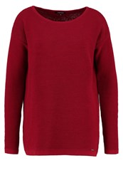 More And More Jumper Vintage Red