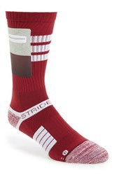 Strideline Men's X Nate Robinson 'Pocket Sock' Strapped Fit 2.0 Socks