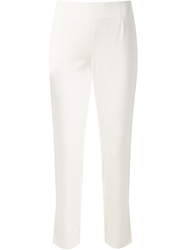 Lela Rose 'Catherine' Trousers White