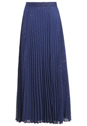 Mintandberry Maxi Skirt Eclipse Dark Blue