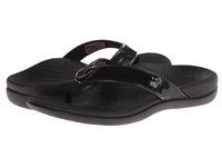 Vionic With Orthaheel Technology Tide Sequins Black Women's Sandals