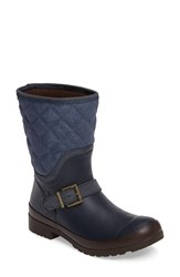 Sperry Women's Walker Canvas Quilted Boot