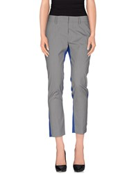 Trou Aux Biches Trousers Casual Trousers Women Grey