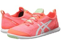 Asics Metrolyte Flash Coral White Mint Women's Shoes Pink
