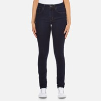 Levi's Women's 721 High Rise Skinny Fit Jeans Lone Wolf
