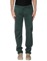 Truenyc. Casual Pants Dark Green
