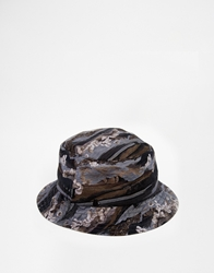 The Quiet Life X Liberty Ocean Bucket Hat Black