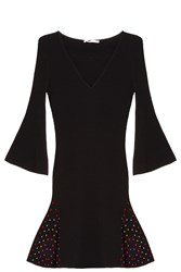 Marco De Vincenzo Cocktail Dress Black