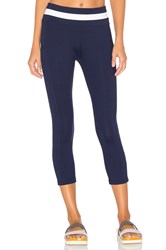 Lorna Jane Sensation 3 4 Legging Navy