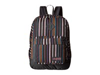 Jansport Super Fx Multi Surf Stripe Backpack Bags