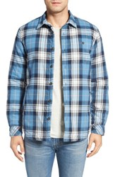 O'neill Men's Jack Crowne Lined Plaid Flannel Shirt