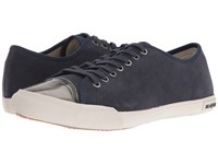 Seavees 08 61 Army Low Wintertide Deep Navy Men's Shoes