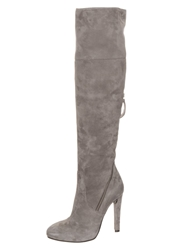 Mai Piu Senza High Heeled Boots Taupin Grey