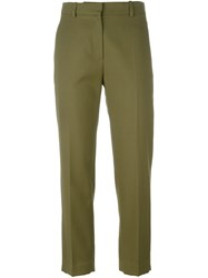 Christian Wijnants 'Piro' Tailored Trousers Green