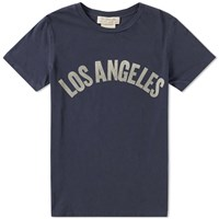 Remi Relief Los Angeles Tee Blue