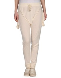 Tomas Maier Sweat Pants Ivory