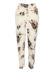 Jane Norman Printed Pj Style Trousers Multi Coloured